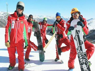 Corso snowboard (3gg-bassa stagione),Sestriere