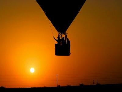 Tour in mongolfiera pomeriggio San Colombano 1 ora