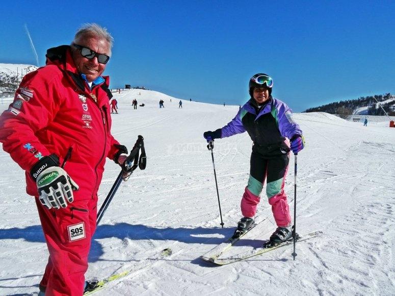 sciare non è mai stato cosi divertente