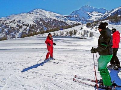 Corso sci alpino(3gg-altissima stagione),Sestriere
