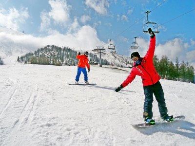 Corso snowboard (3gg-altissima stagione),Sestriere