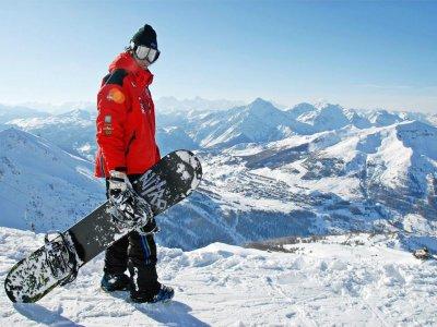 Corso snowboard (4gg -bassa stagione), Sestriere