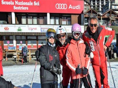 Corso Sci Alpino (5gg-bassa stagione), Sestriere