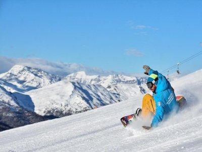 Corso snowboard (5gg-bassa stagione), Sestriere