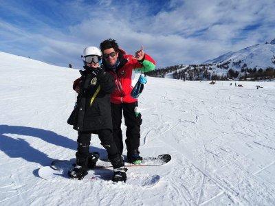 Corso snowboard (5gg-alta stagione), Sestriere