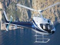 Servizi efficienti in elicottero