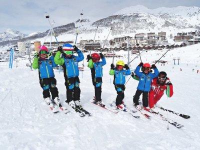 Corso Sci Alpino(5gg-altissima stagione),Sestriere