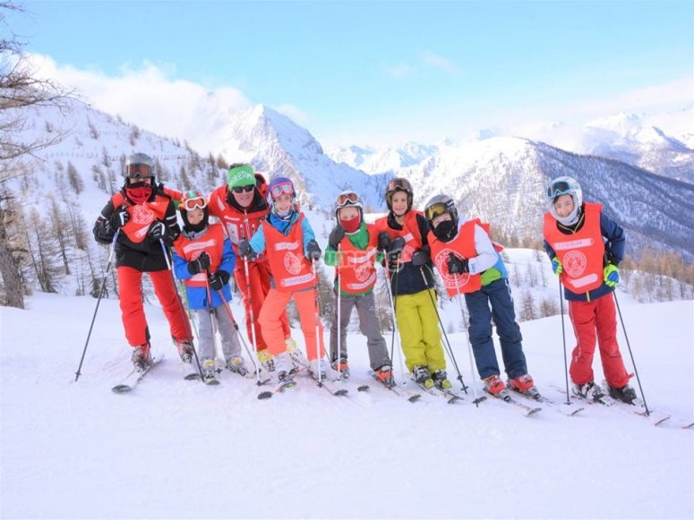 Squadra di sci