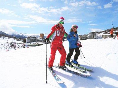 Corso Sci Alpino(6gg-alta stagione),Sestriere