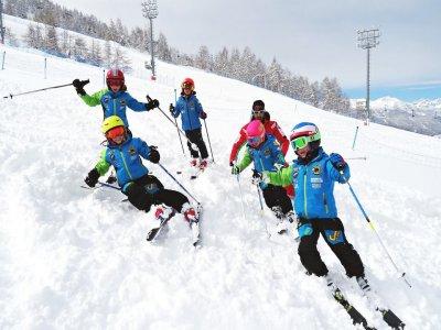 Alpine Ski Course (6 days-very high season), Sestriere