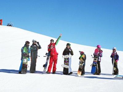 Corso snowboard (6gg-bassa stagione), Sestriere