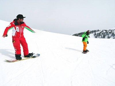 Corso snowboard (6gg-alta stagione), Sestriere