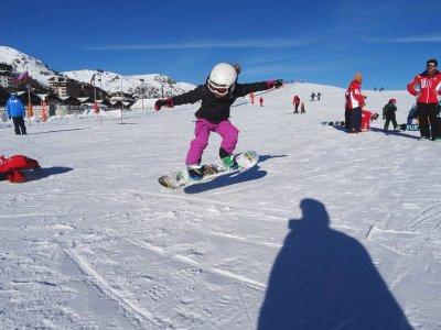 Corso snowboard(6gg-altissima stagione), Sestriere