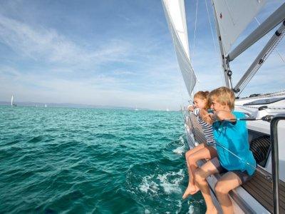 Escursione in barca bambini (1gg), Finale Ligure