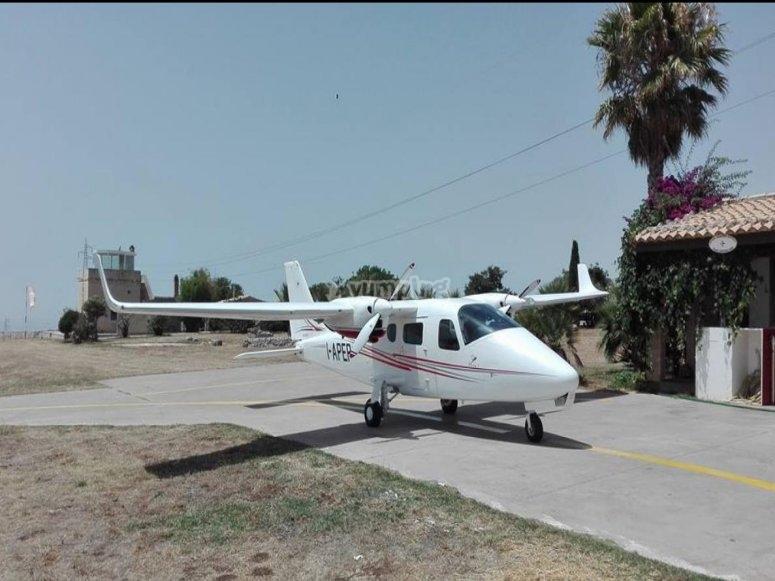 il nostro aereo