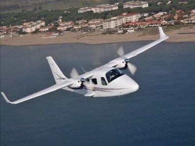 Volo in aereo tra Trapani e Pantelleria 20 minuti
