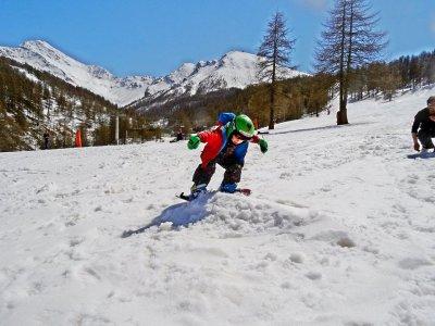 Lezione snowboard(1g-bassa stagione),Sestriere
