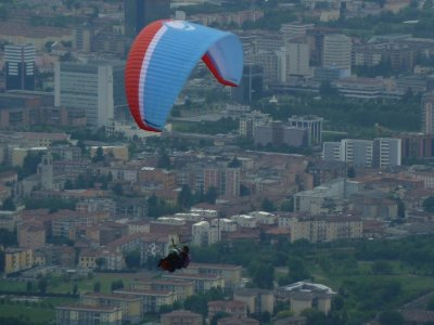 Volo parapendio (20/30 min), Brescia