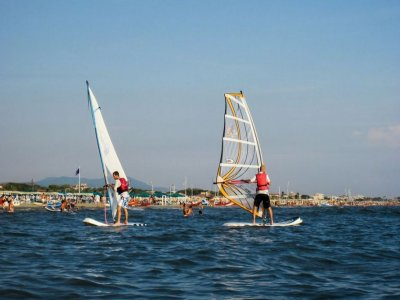 Nimbus Surfing Club Windsurf