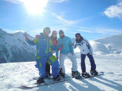 Corso collettivo snowboard (4gg),Marilleva