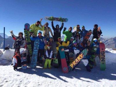 Corso collettivo di snowboard (3gg),Marilleva