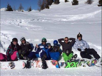 Corso freestyle snowboard,avanzato (5gg),Marilleva
