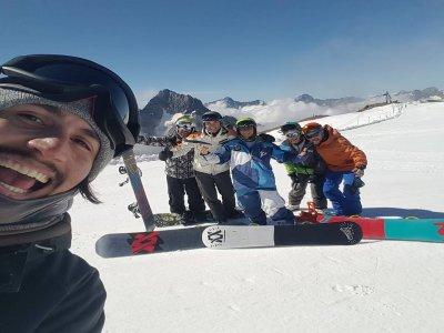 Corso Elite snowboard (5gg), Marilleva