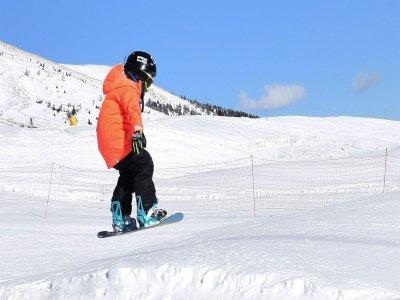 Corso snowboard bambini 7-12 (4gg),Marilleva