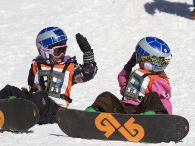 Corso snowboard bambini 7-12anni (3gg),Marilleva