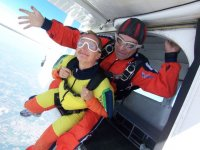 Lancio paracadute tandem di 1 ora a Verona