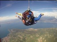 Lancio paracadute tandem + video , Verona
