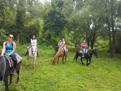 Passeggiata a cavallo (2h), Siracusa