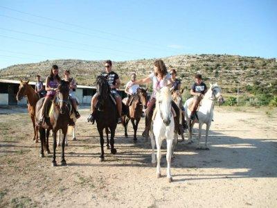 Passeggiata a cavallo (3h), Siracusa