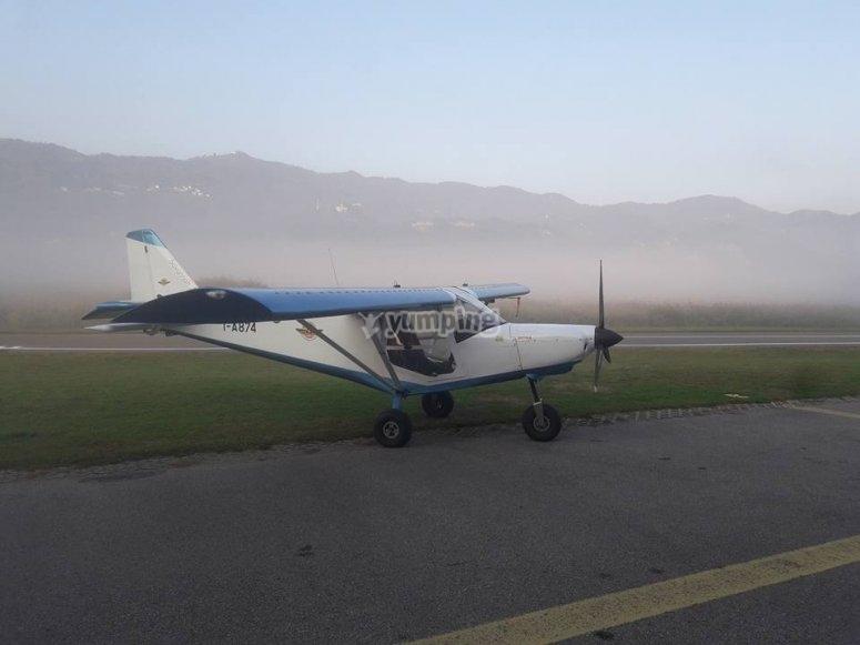 uno dei nostri incredibili aerei