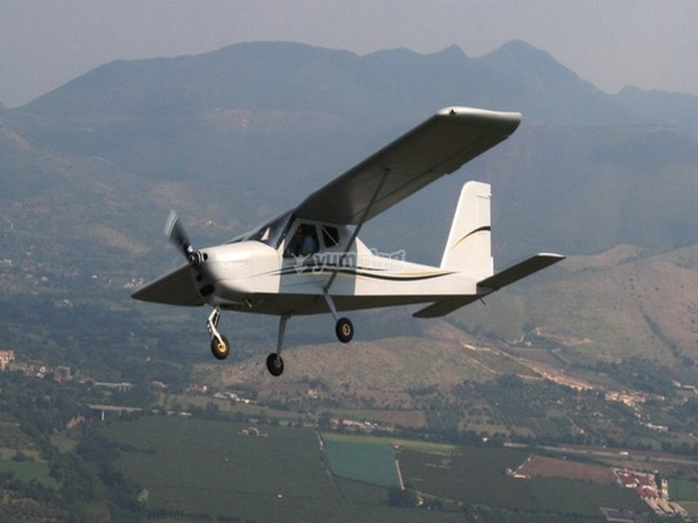 aereo biposto