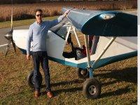 il nostro pilota esperto terrá per te un corso professionale per imparare a volare