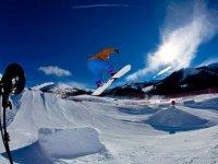 Le Aquile Snowboard