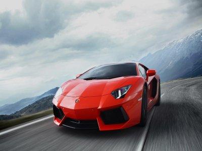 Due giri su Lamborghini Avio, Precenicco