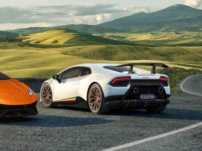 Tre giri su Lamborghini Avio, Precenicco
