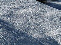 Orme di sci