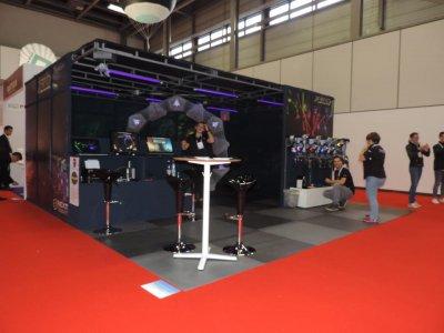 X-Raid Laser Game System