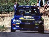 Due giri su Subaru Impreza, Latina