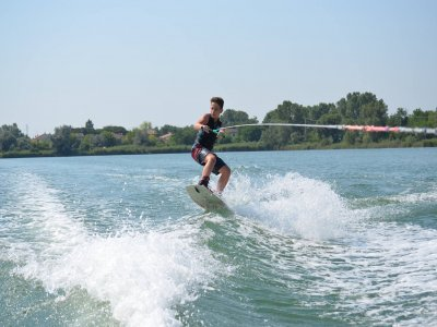 WaterSkiKli Wakeboard
