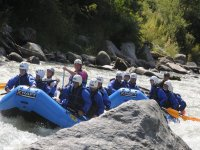 rafting si parte