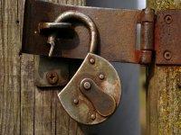 chiave della serratura