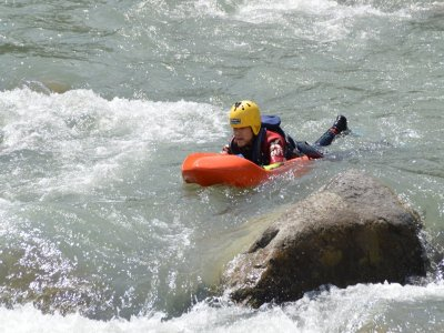 Hydrospeed 1ª - Strong , Val di Sole