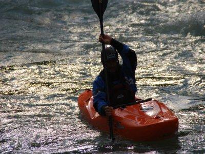 Lezione individuale Kayak (2h30) , Val di Sole