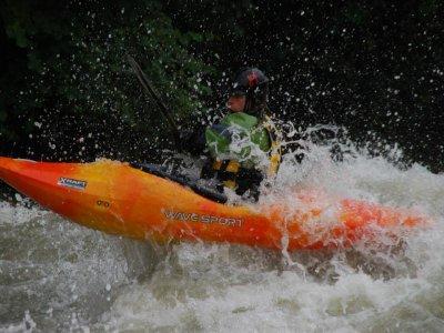 Lezione collettiva Kayak (2h30min) , Val di Sole