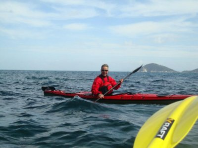 5 lezioni di Kayak , Val di Sole