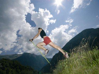 Nordic Walking , Val di Sole